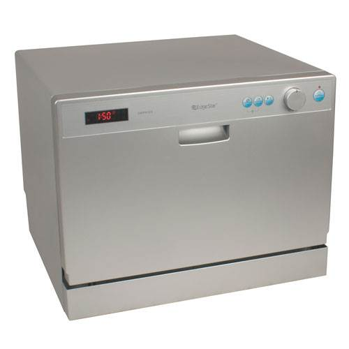 edgestar countertop dishwasher
